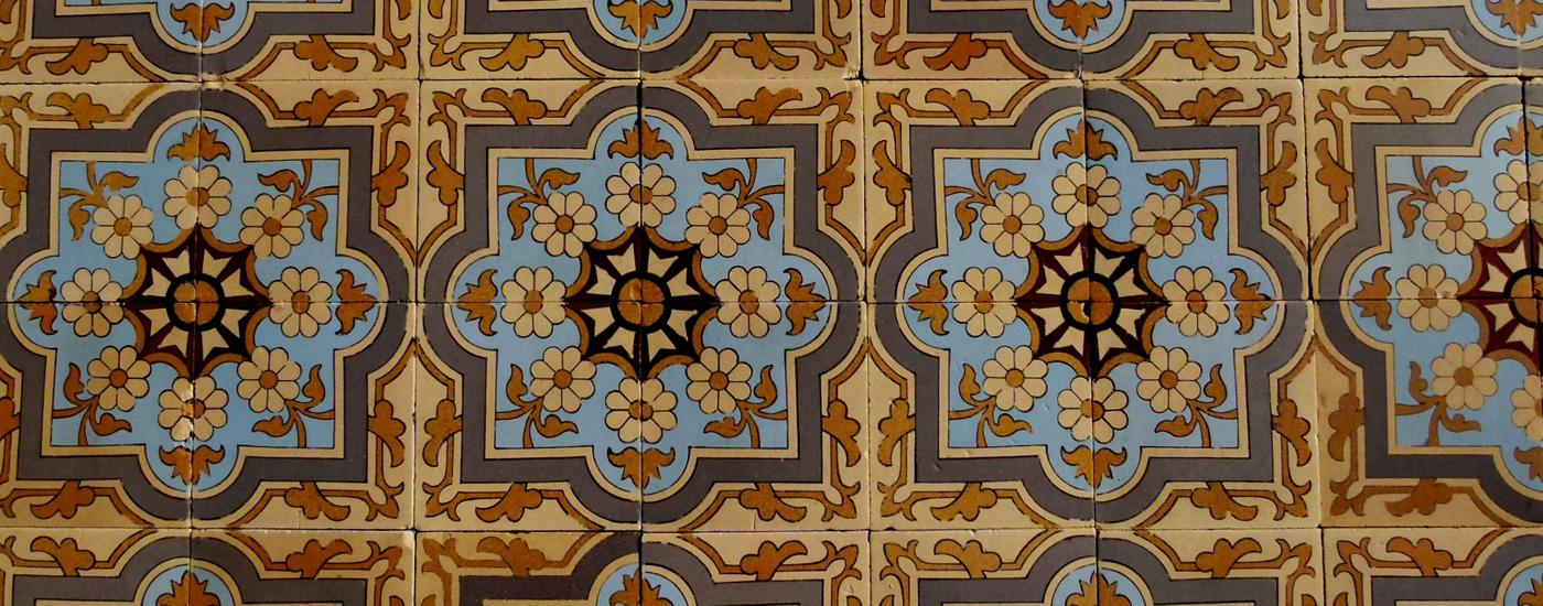 The Antique Floor Company Reclaimed And Restored Tiles