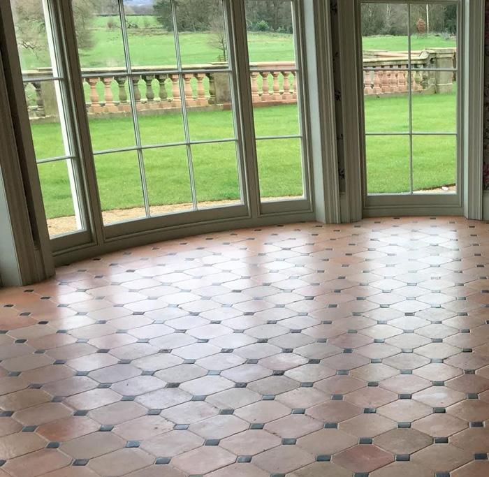 Laying the Tiles - Antique Ceramic and Carreaux de ciments tiles